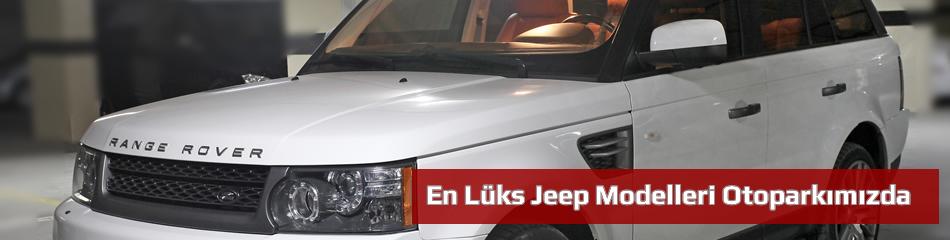 Jeep Kiralama